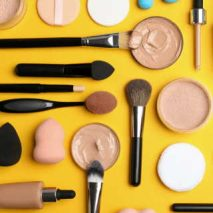 Is it better to apply foundation with a brush or sponge?